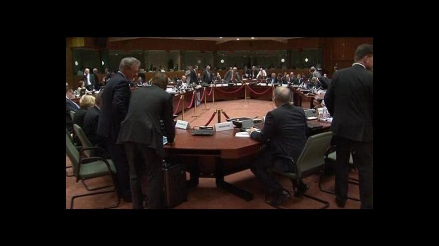 Video Ministři EU zrušili syrské zbrojní embargo, zbraně opozici zatím nepošlou