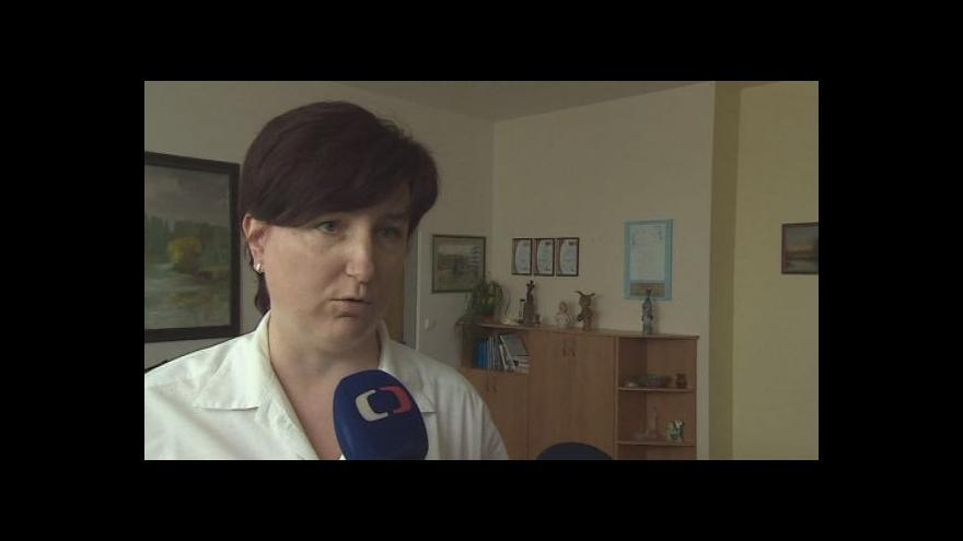 Video Vyjádření doktorky Ivety Laškové z břeclavské onkologie