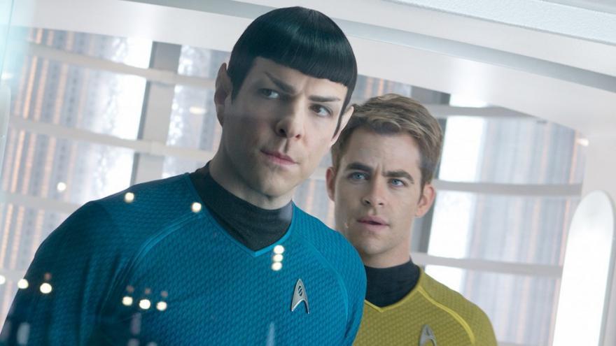 Video Star Trek a věda