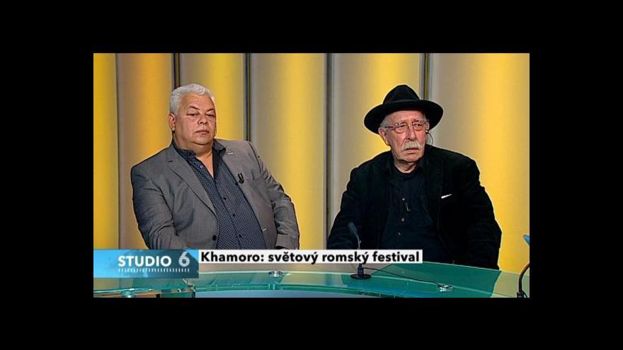 Video Jelena Silajdžić, Feigeli Prisor a Peter Kvijnea ve Studiu 6