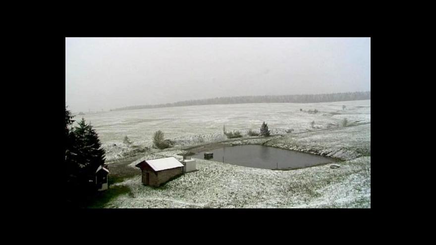 Video Události: Déšť i sníh na konci května