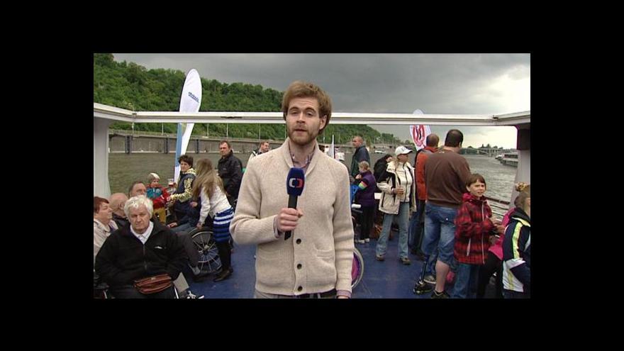 Video Reportáž Martina Krepindla