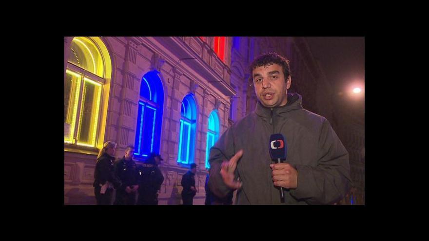 Video Reportáž Richarda Samka a Pavly Sedliské