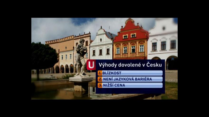 Video Dovolená v Česku