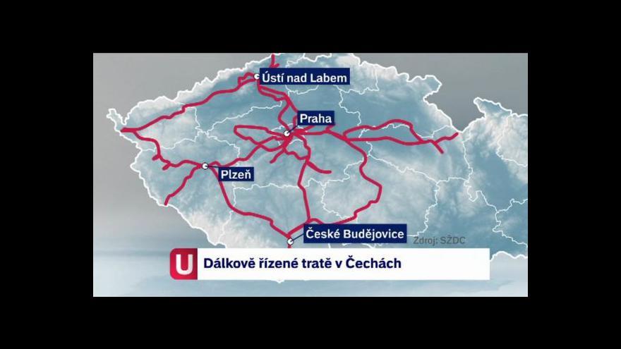 Video Konec výpravčích v Čechách