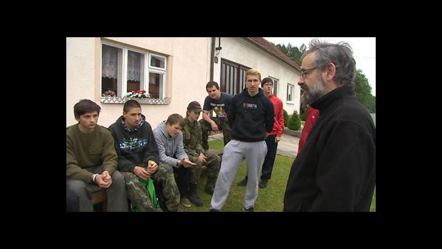 Video Starosta Vlčnova Jan Pijáček o tradiční Jízdě králů