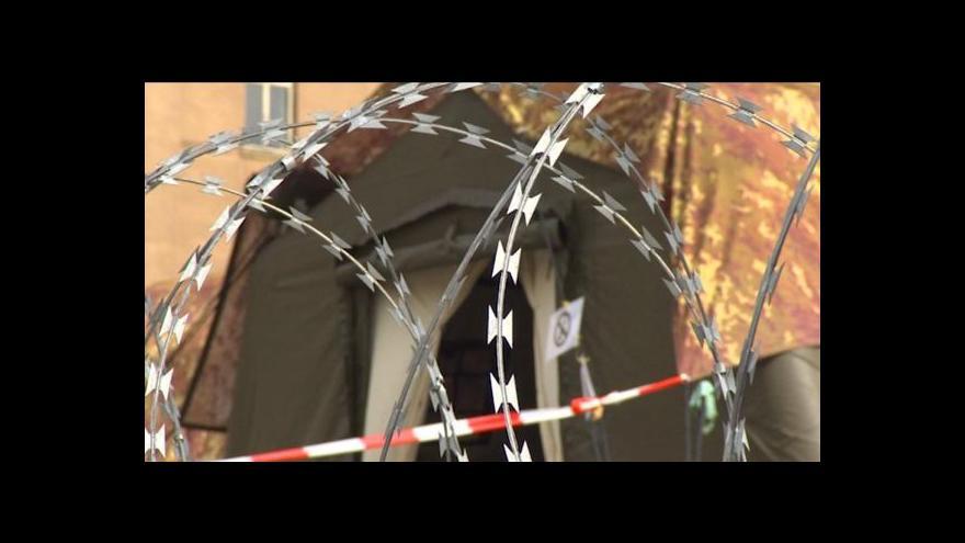 Video Liberec hostí vojenské cvičení