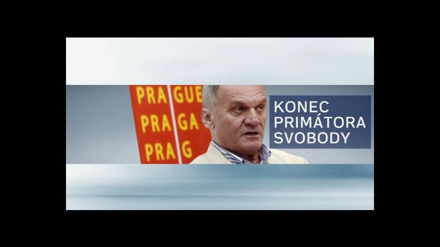 Video ODS ztrácí moc nad Prahou - po 22 letech