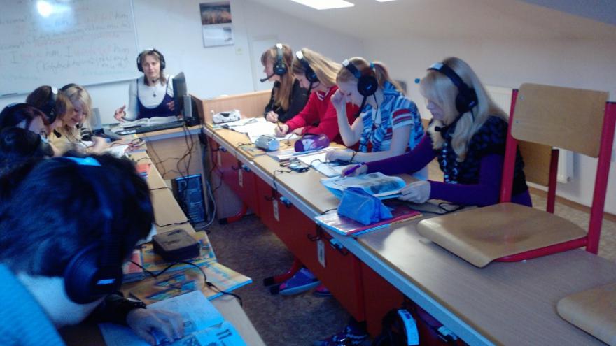 Video Tomáš Gráf o intenzivních jazykových kurzech