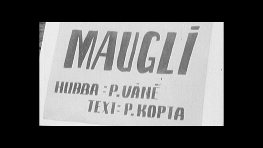 Video Videoklip k písni Mauglí