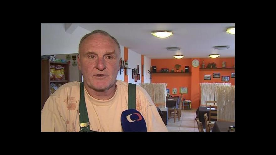 Video Majitel restaurace Pavel Zikuška o Kevinu Dahlgrenovi