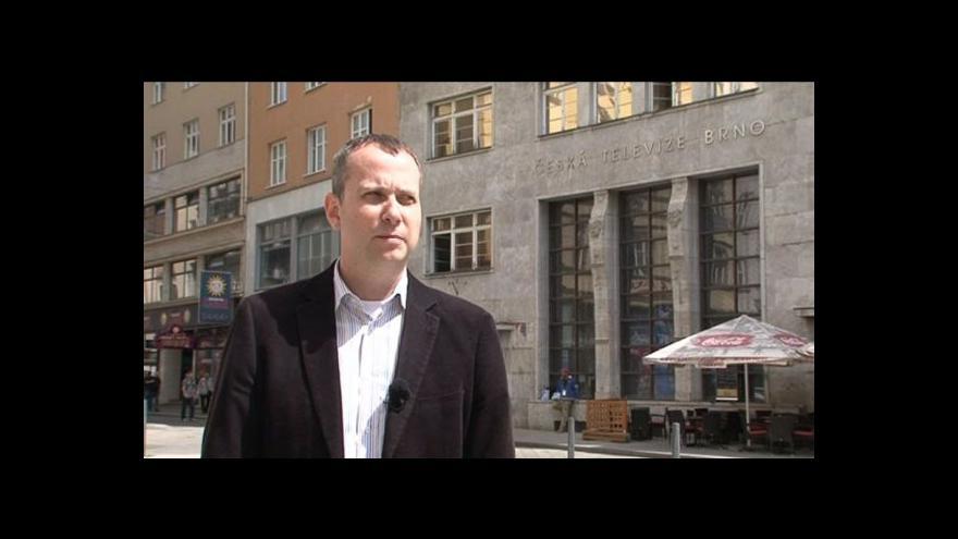 Video Kreativní producent ČT Patrick Diviš hovoří o připravovaných pořadech