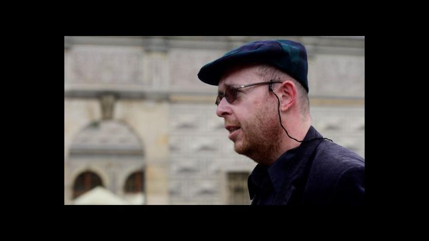 Video Jmenování Putny profesorem tématem Událostí