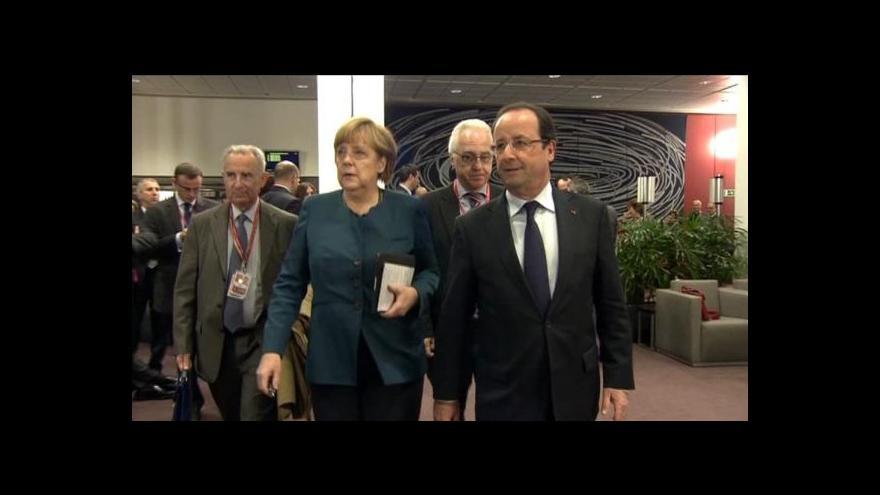Video V Bruselu se jednalo o energetice a daňových únicích