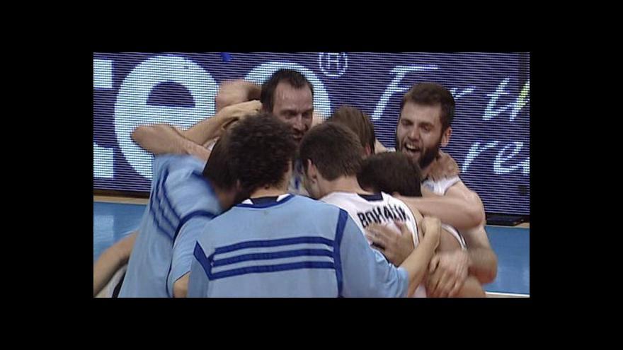 Video Sestřih 5. semifinále Prostějov - Ostrava