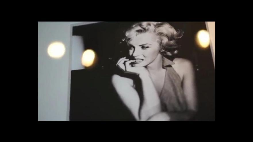 Video V Česku zmizel kamion s fotkami Marilyn