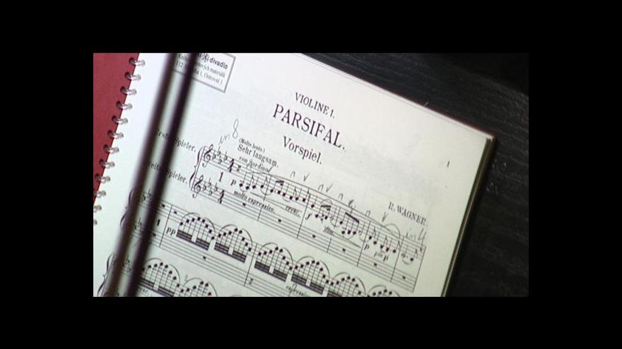 Video O Richardu Wagnerovi s Martinem Nejedlým