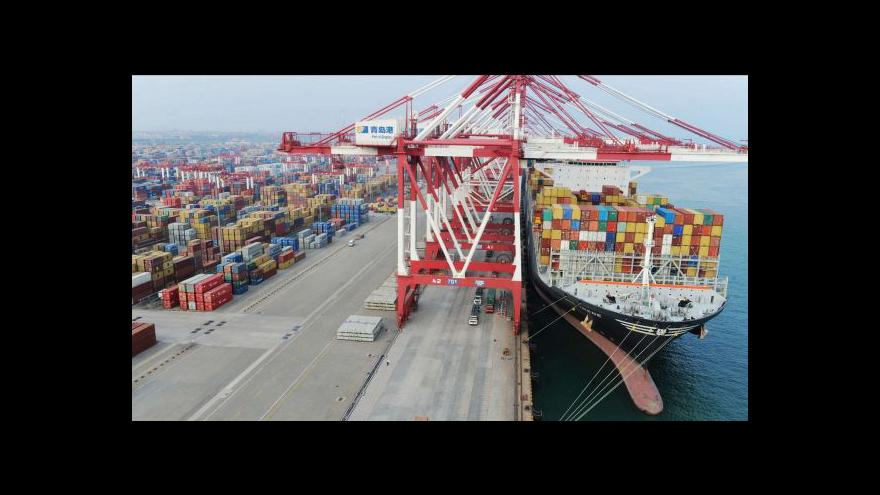 Video Export tématem Ekonomiky ČT24