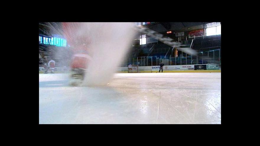 Video Kladenský hokejový stadion čeká rekonstrukce