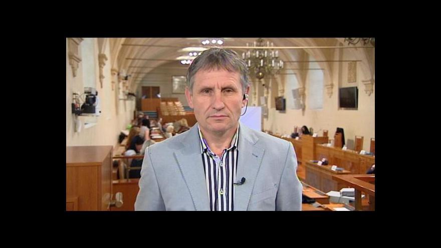 Video Rozhovor s Jiřím Čunkem a Janou Černochovou