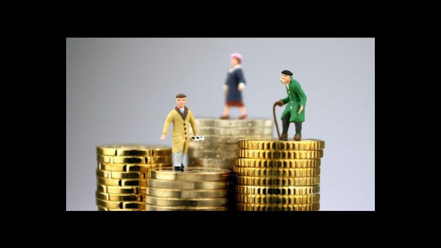 Video Důchodová reforma tématem Událostí ČT