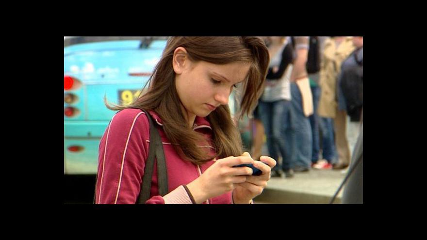 Video Tuzemský mobilní trh hlásí nový přírůstek