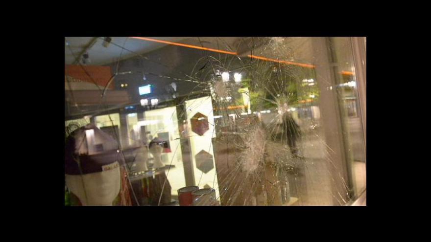 Video Události o nepokojích ve Stockholmu