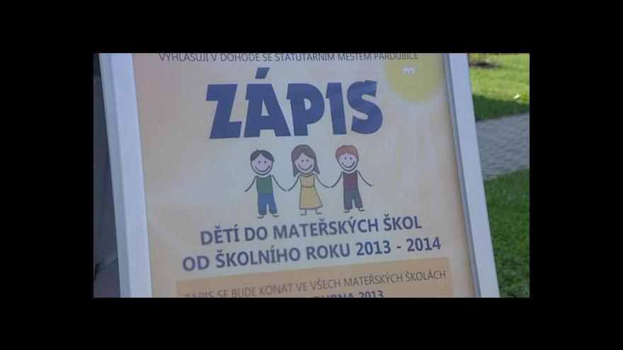 Video Erik Knajfl o školce ve škole