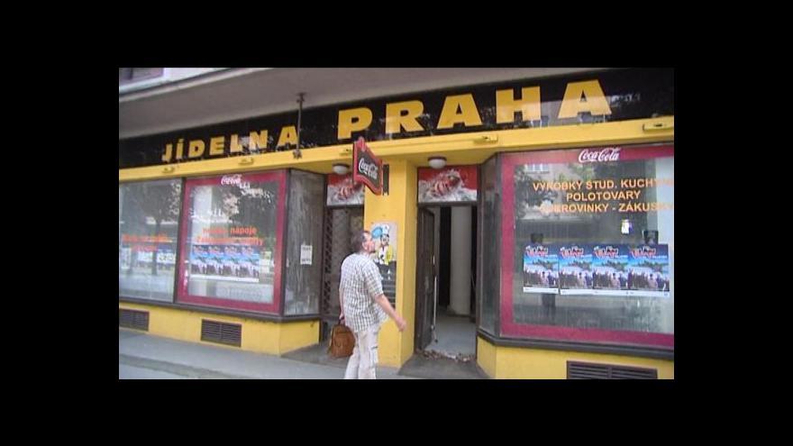 Video Přemysl Šrámek o neobvyklé restauraci