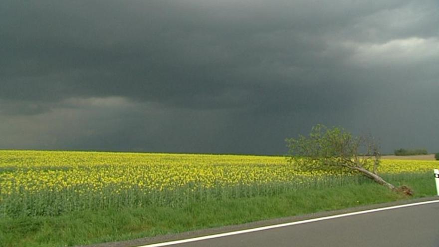 Video Předpověď počasí na víkend