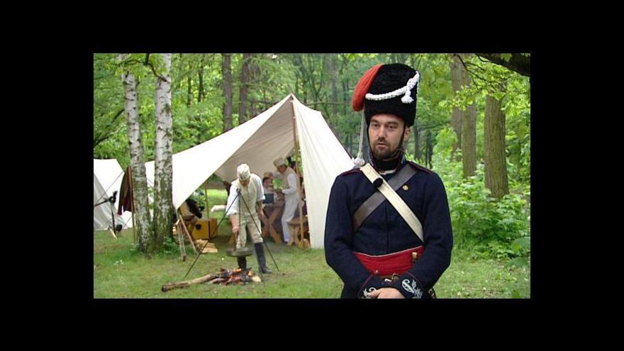 Video Připomínka bitvy u Chlumce ve Slaném