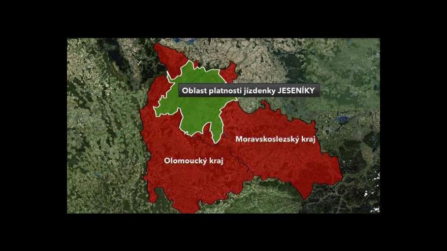 Video Jesenicko láká turisty
