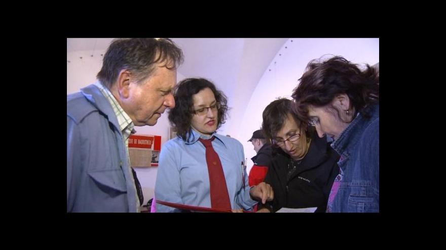 Video Reportáž Radovana Daňka o muzejní noci