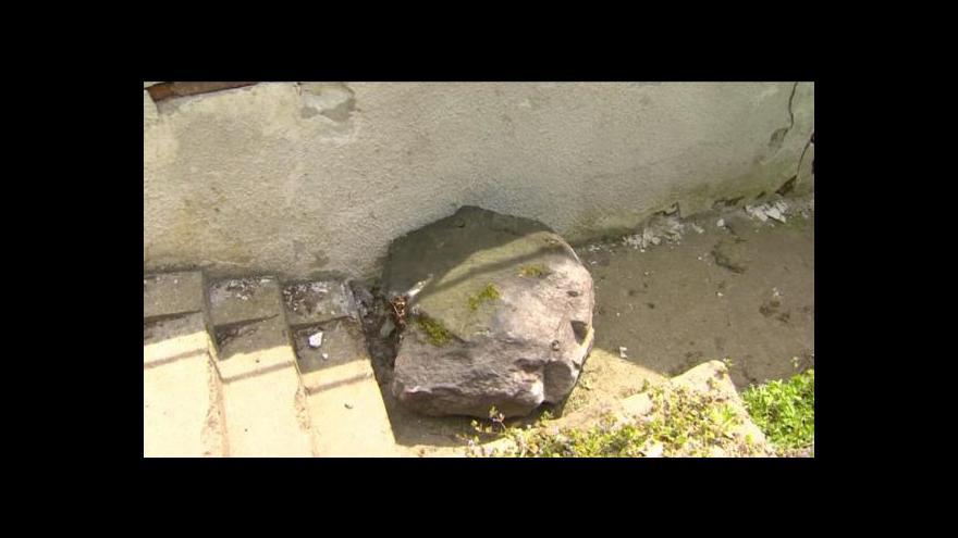 Video Jan Stuchlík o kácení nad Horním Žlebem