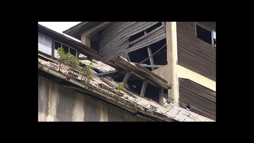 Video Veronika Kabátová o obnovení výroby v Loučovicích