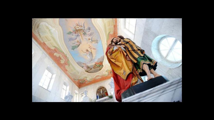 Video Tisková konference ČSSD k církevním restitucím