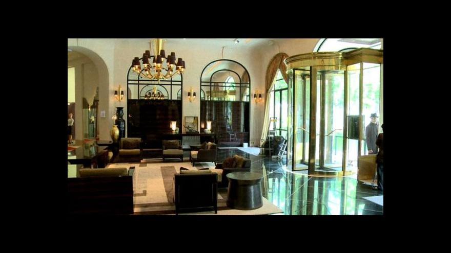 Video Hotel Prince de Galles zrekonstruovala saúdskoarabská rodina