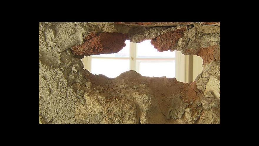 Video Luděk Jíra o opravě Werichovy vily