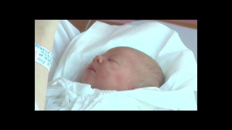 Video Michal Klokočník o uzavření litomyšlské porodnice