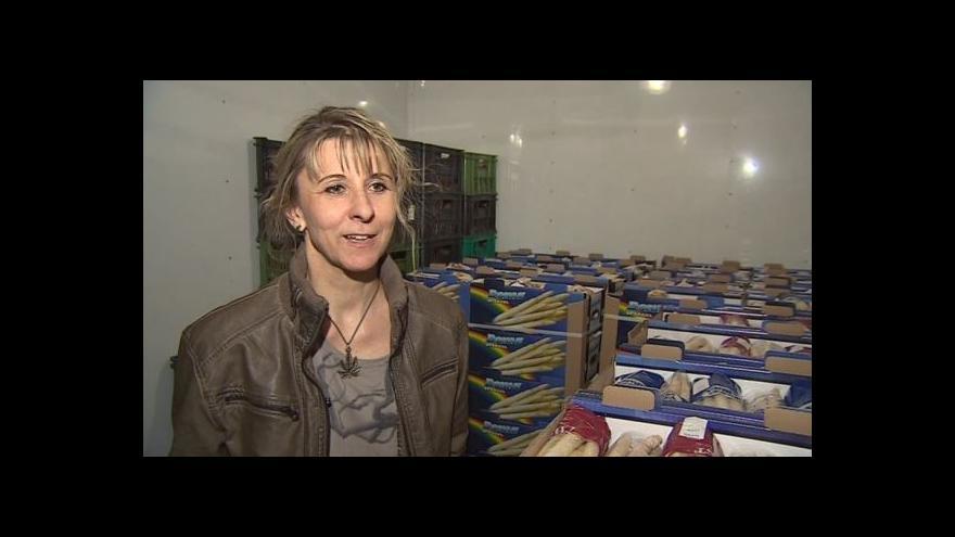 Video O zásobování slavností hovoří Ivana Vilmanová