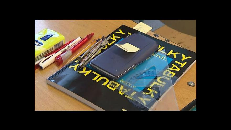 Video Reportáž: Začíná ústní část maturit