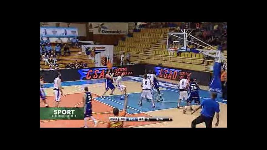 Video Sestřih basketbalu Prostějov - Ostrava