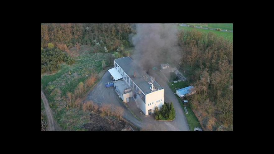 Video Lucie Rosí o problémech spalovny v Lysé