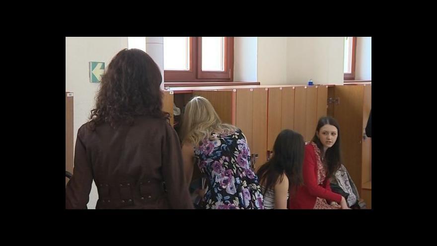 Video Téma slučování středních škol v UvR