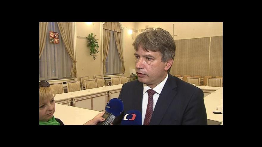 Video Primátor Roman Onderka (ČSSD) o tom, kdo by měl ND Brno vést