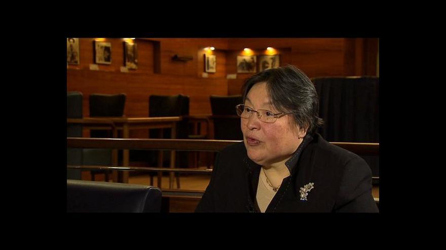 Video Rozhovor s Wang Jüan