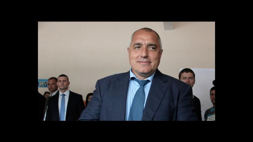 Video Borisov vyhrál volby