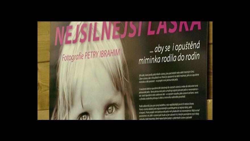Video Reportáž Aleny Setničkové