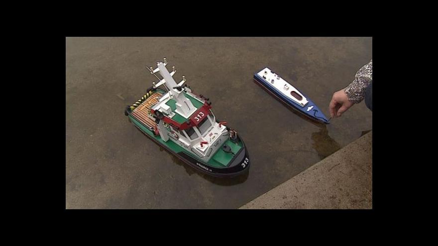 Video No comment: Soutěž lodních modelů
