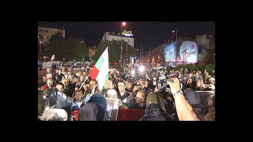 Video Volby v Bulharsku vyhrála vládní strana pravicového premiéra Borisova